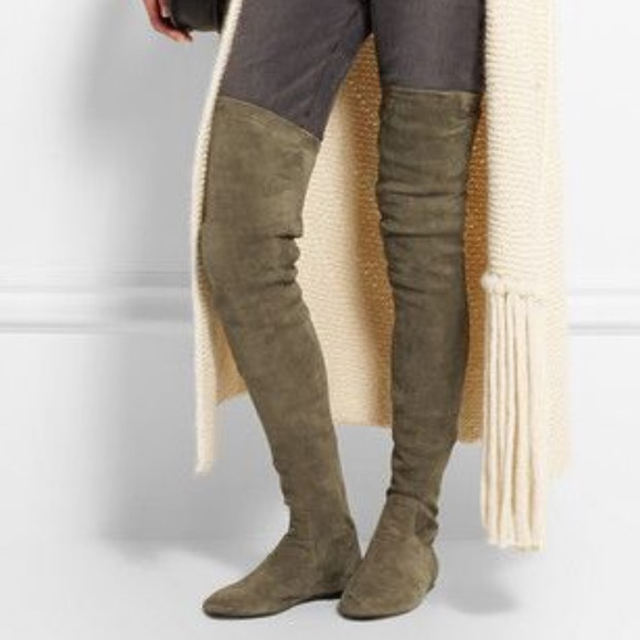 9553b926d0f Isabel Marant Shoes - isabel marant brenna over the knee boots